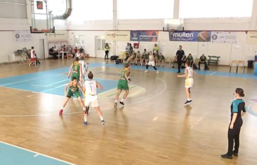 Украинские юниорки начали чемпионат Европы с поражения