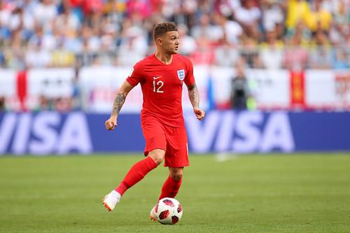 ТРИППЬЕР: «Это великолепное чувство — быть частью сборной Англии»