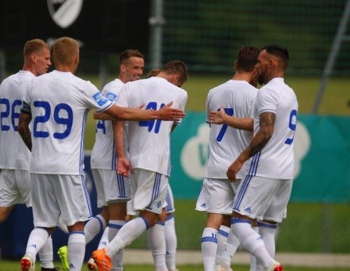 Динамо — Ботошани — 1:0. Видео гола и обзор матча