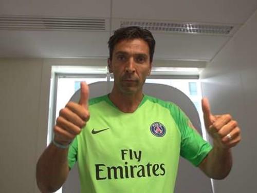 БУФФОН: «Буду рад переходу Роналду в Ювентус»