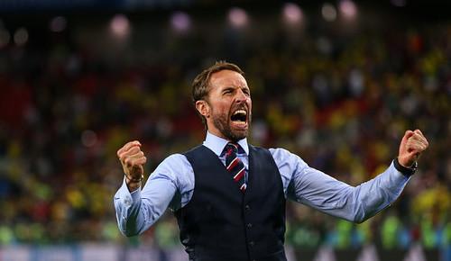 САУТГЕЙТ: «Сборная Англии получает удовольствие от турнира и футбола»