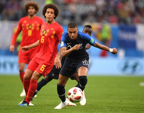 Франция — Бельгия. Видео голов и обзор матча (обновляется)