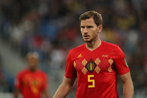 ВЕРТОНГЕН: «Нынешняя сборная Бельгии заслуживала большего на ЧМ-2018»