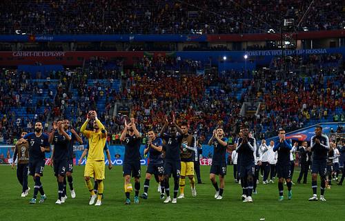 Франция в финале, Роналду в Ювентусе, новые бразильцы для Шахтера и ДК
