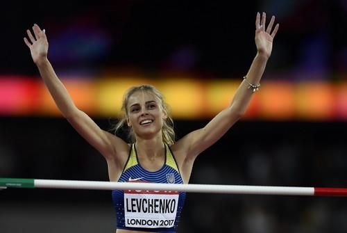 Левченко стала второй на этапе Бриллиантовой лиги, обойдя Ласицкене
