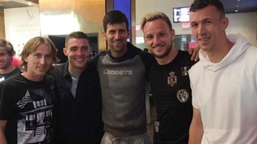 В Сербии недовольны поддержкой Джоковича сборной Хорватии