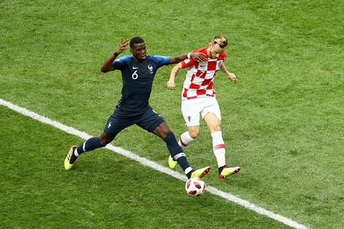Франция – Хорватия. Видео голов и обзор матча (обновляется)