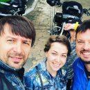 Шовковский отправился в байк-тур в Европу