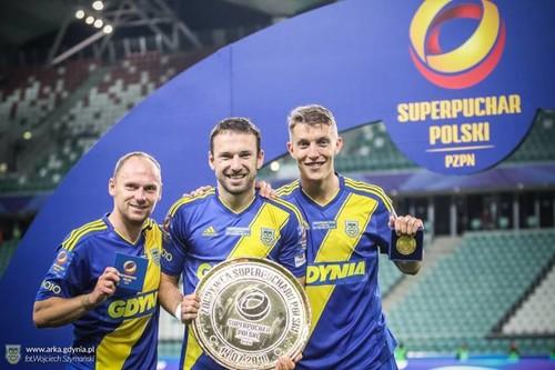 Богданов выиграл Суперкубок Польши