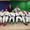 Сборная Украины стала третьей на командном чемпионате Европы по дзюдо