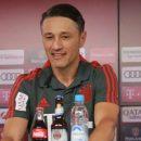 Нико КОВАЧ: «Команда отлично выкладывается на тренировках»