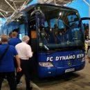 Динамо прилетело в Одессу на игру с Шахтером