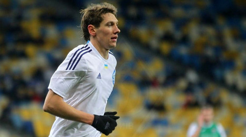 Гармаш получил травму в матче за Суперкубок Украины