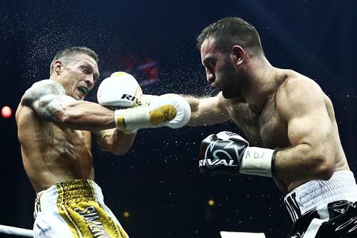 Гассиев назвал Усика лучшим соперником в карьере