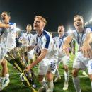 Эмоции игроков Динамо после матча с Шахтером за Суперкубок Украины