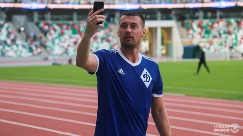 Тренер Динамо-Брест: «Милевский знал о планах клуба»