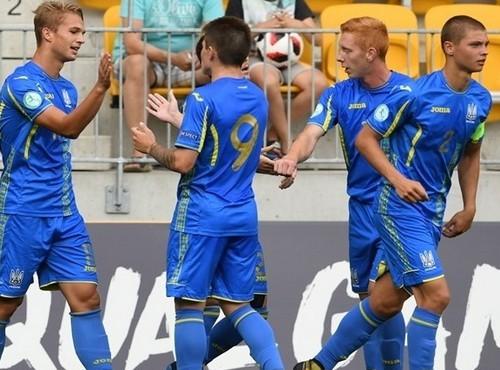 Украина U-19 – Турция U-19. Текстовая трансляция матча