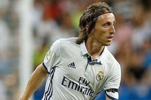 Лучше всего в мадридском Реале продаются футболки Модрича