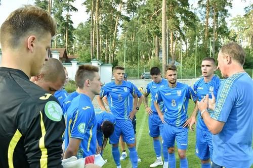 U-19. Украина сыграет в полуфинале против Португалии