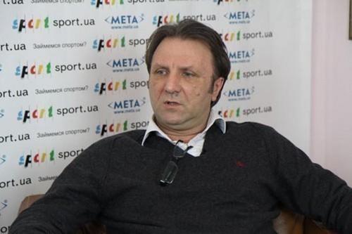 Вячеслав ЗАХОВАЙЛО: «Тренер Славии – авантюрист»