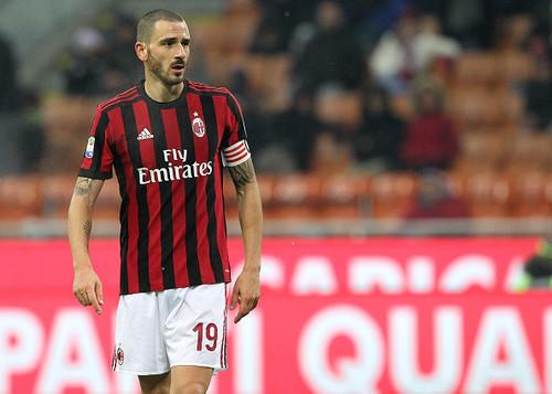 Бонуччи может вернуться в Ювентус спустя год после перехода в Милан