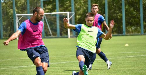 Мариуполь отправился в Швецию на матч Лиги Европы