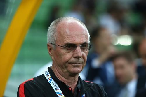 Эрикссон возглавит сборную Ирака