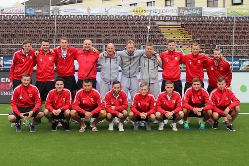 Збірна Чехії. Представлення команд EURO-2018 з міні-футболу