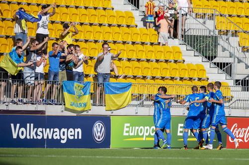 Украина U-19 – Португалия U-19. Прогноз и анонс на матч Евро-2018