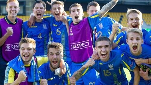 5 ключевых игроков сборной Украины U-19