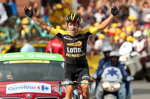 Тур де Франс. Роглич выиграл 19-й этап