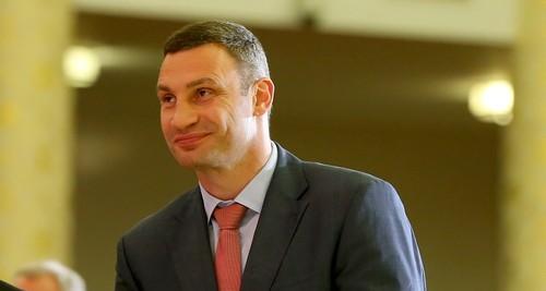 Виталий КЛИЧКО: «Усик заставил в Москве прозвучать гимн Украины»