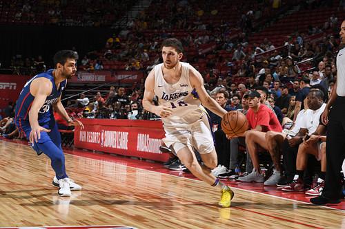 Почему Михайлюк сможет заиграть в НБА