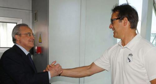 Лопетеги просит Реал приобрести центрального нападающего