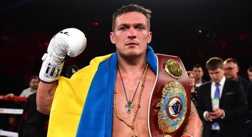 Усик получил титул суперчемпиона WBO. Впереди Джошуа?