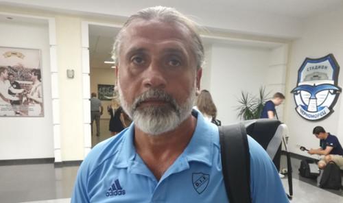 Тренер Юргордена: «Поздравляю Мариуполь с проходом в следующий раунд»