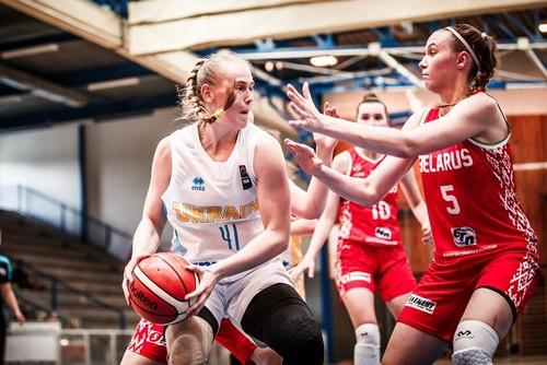 Жіноча збірна України розпочала чемпіонат з поразки від Білорусі