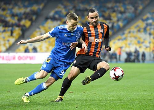 Динамо снова обыграло Шахтер, Романчук стал чемпионом Европы