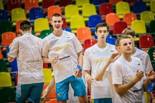 Чемпионат Европы U-18. Украина — Греция. LIVE трансляция