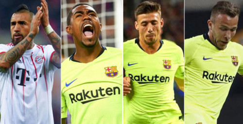 Барселона еще не закончила с подписанием новых игроков