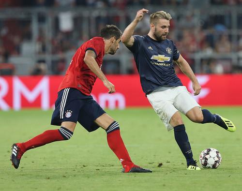 Бавария обыграла Манчестер Юнайтед в товарищеском матче