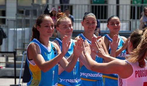 Три сборных Украины сыграют на чемпионатах Европы по баскетболу 3х3