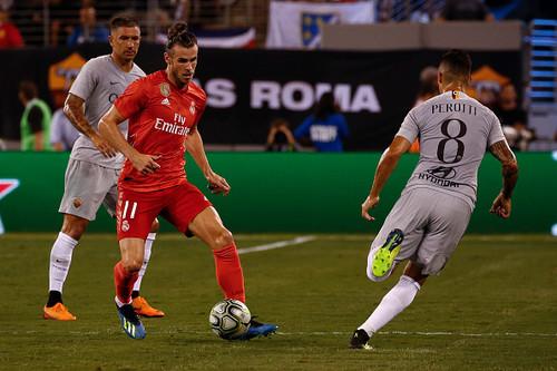 Реал Мадрид — Рома — 2:1. Видео голов и обзор матча