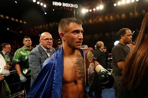 Ломаченко остается первым в рейтинге боксеров вне зависимости от веса