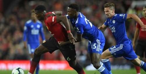 Манчестер Юнайтед в матче-открытии сезона АПЛ одолел Лестер