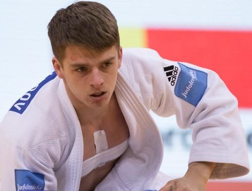 Ядов завоював бронзу на Гран-прі в Будапешті