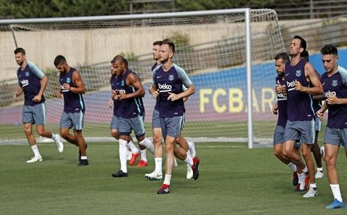 Севилья — Барселона. Текстовая трансляция матча
