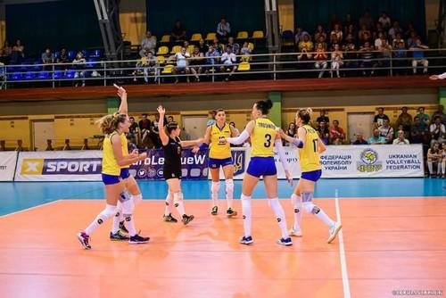 Волейбол. Украина — Норвегия. Смотреть онлайн. LIVE