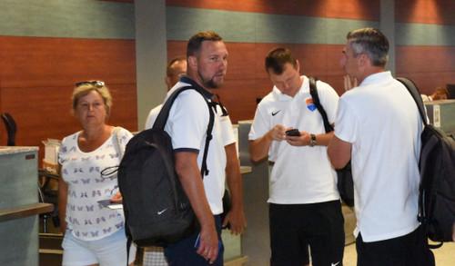Мариуполь прибыл в Бордо на матч Лиги Европы