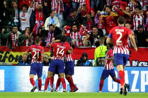 Реал — Атлетико — 2:4. Видео голов и обзор матча